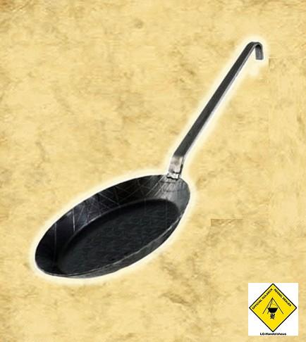 Eisen Bratpfanne