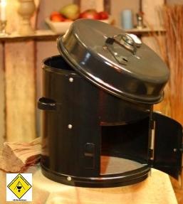 Räucherofenaufsatz Kesselhaus 8-10 Liter