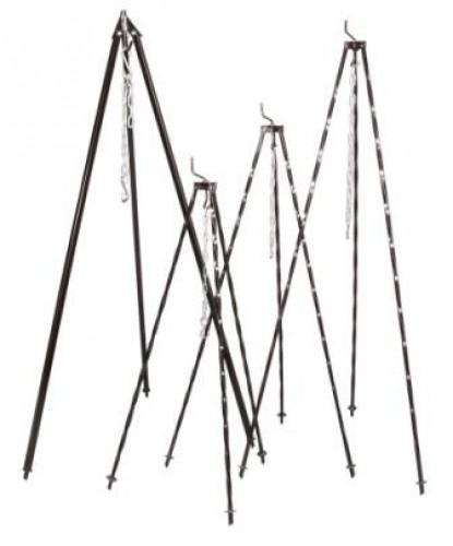 Dreibein schwarz in verschiedenen Größen